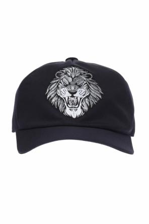 Embroidered baseball cap od Billionaire