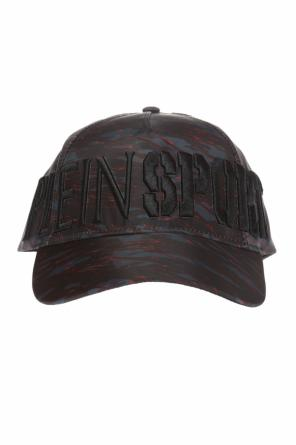 Baseball cap with logo od Plein Sport