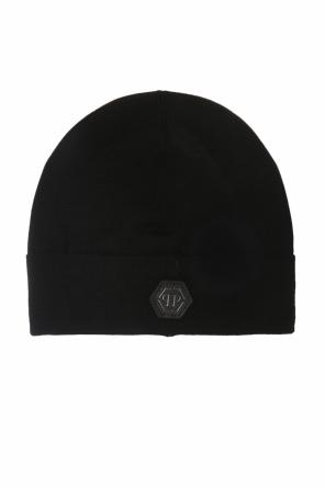 Hat with logo od Philipp Plein