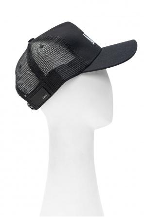 Branded baseball cap od Amiri