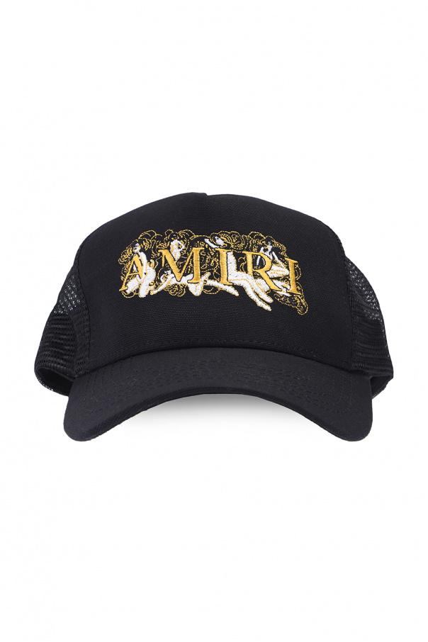 Amiri Baseball cap with logo