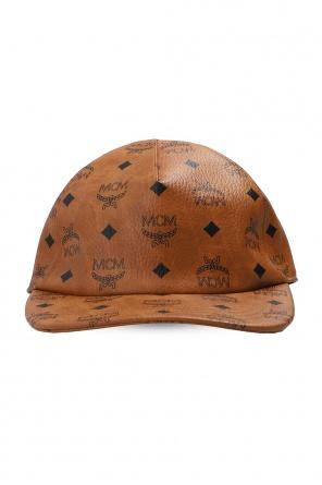 Baseball cap with logo od MCM