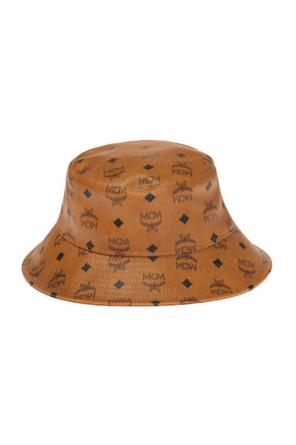 Hat with a printed logo od MCM