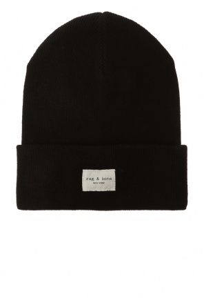 Logo-patched hat od Rag & Bone
