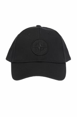Logo-embroidered baseball cap od Stone Island