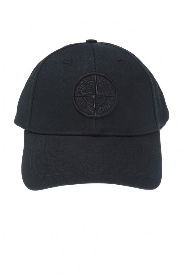 Logo baseball cap Stone Island - Vitkac shop online 2f760814ffdd