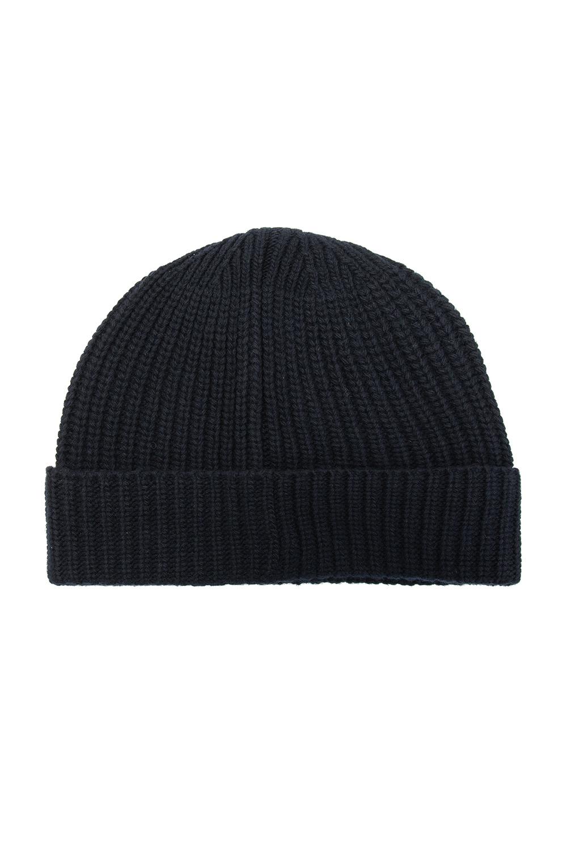 Stone Island Wełniana czapka