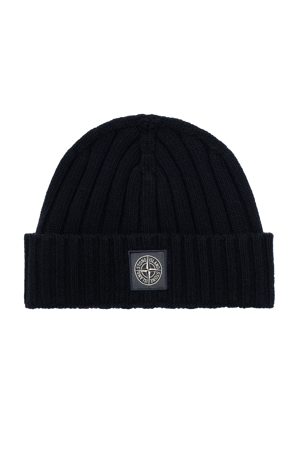 Stone Island Logo-patched hat