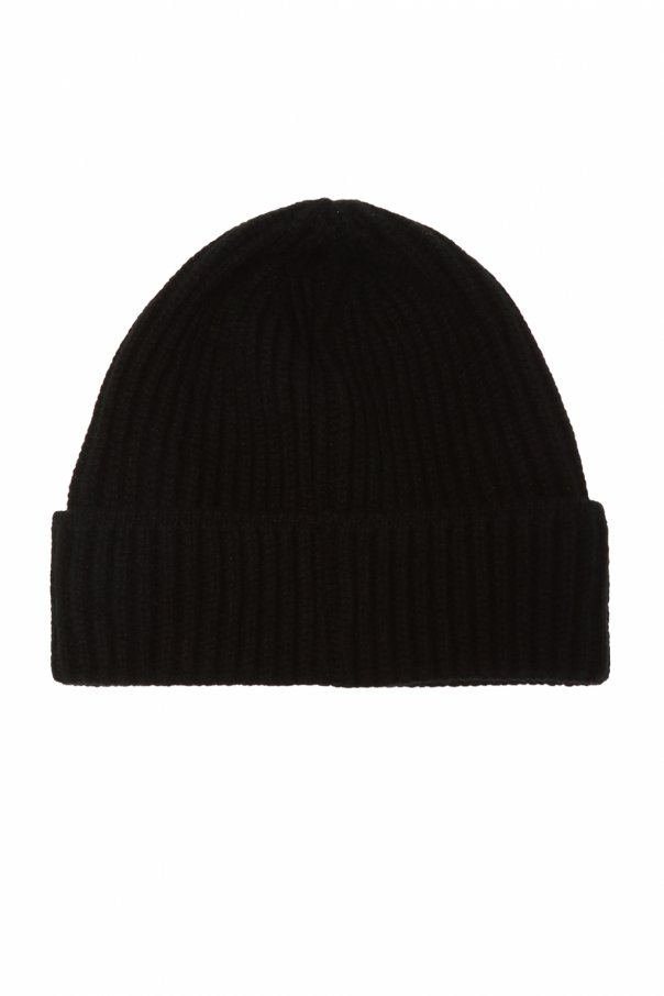Cashmere hat with logo od Billionaire