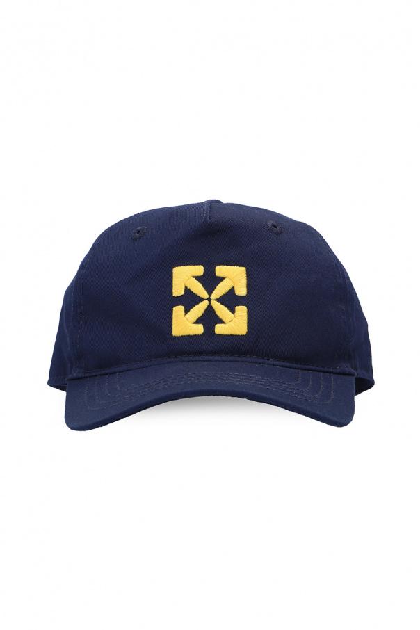 Off-White Kids Baseball cap with logo
