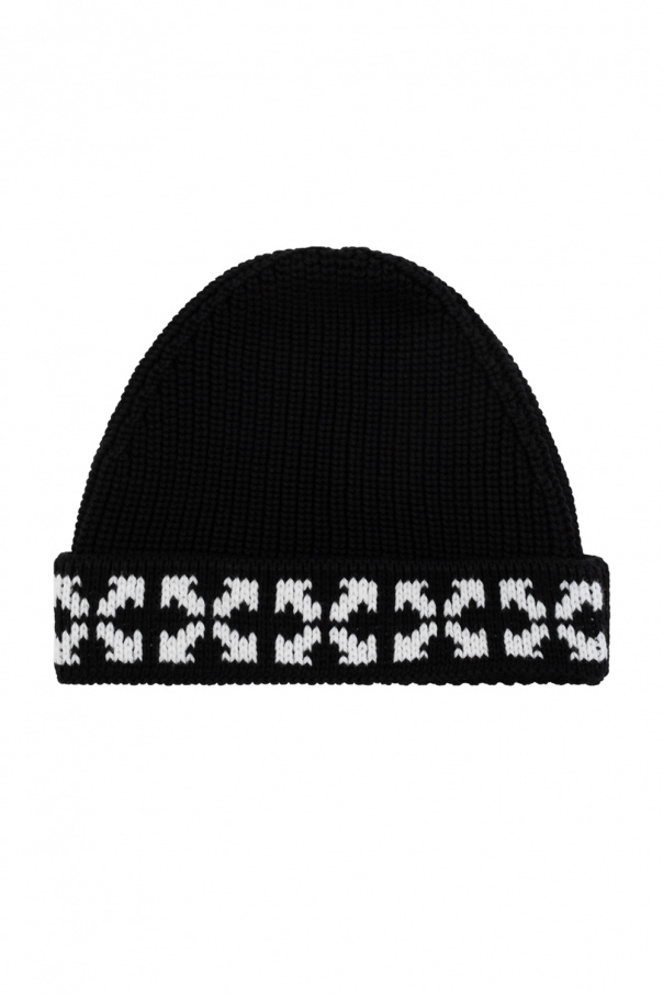 Off-White Kids Hat with logo