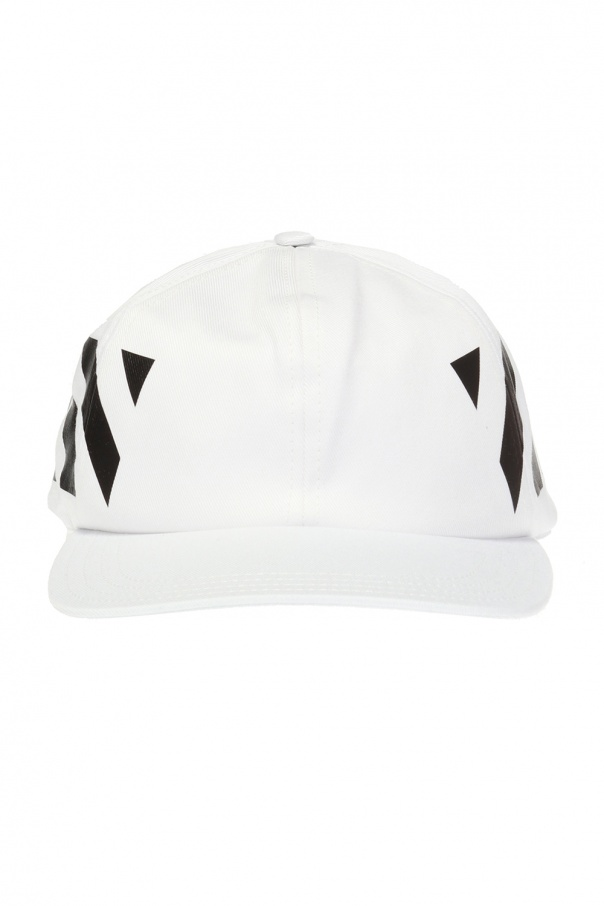 27beb1461866d1 Baseball cap with diagonal stripes Off White - Vitkac shop online