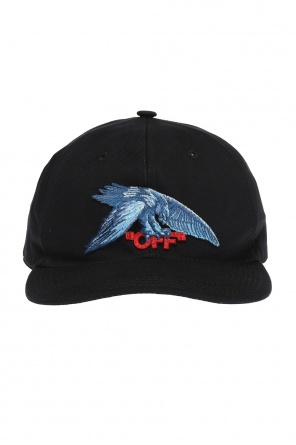 Patched baseball cap od Off White