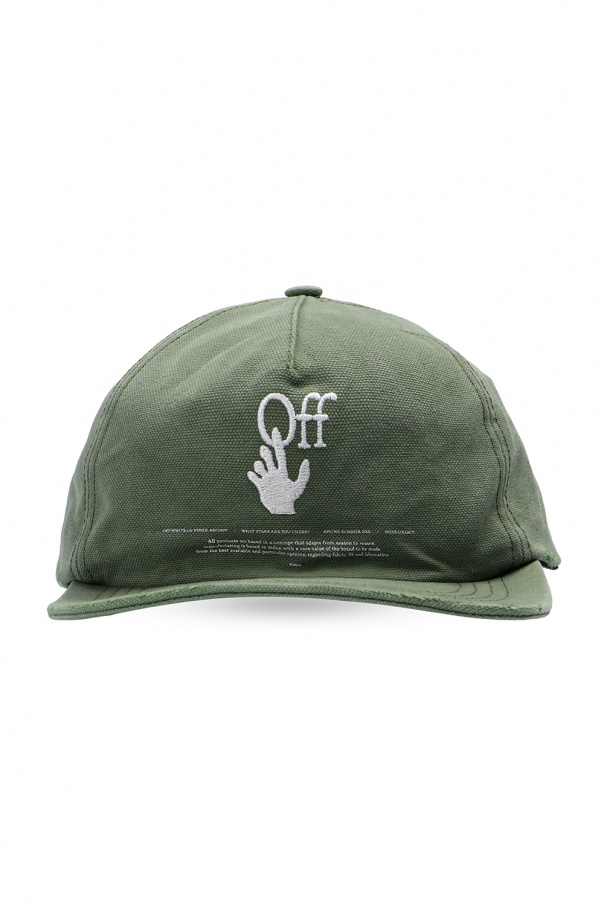 Off-White Branded baseball cap
