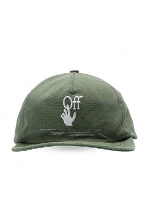 Branded baseball cap od Off-White