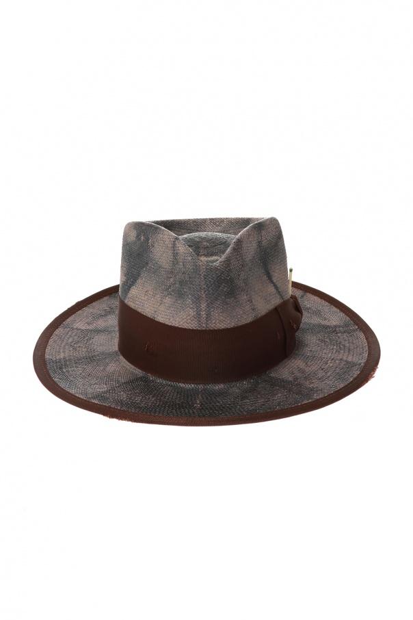 Straw hat od Nick Fouquet