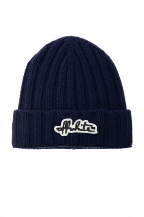 Wool hat with logo od Off-White