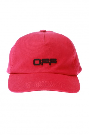 Baseball cap with logo od Off White