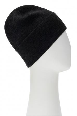 'parka' hat with logo od AllSaints