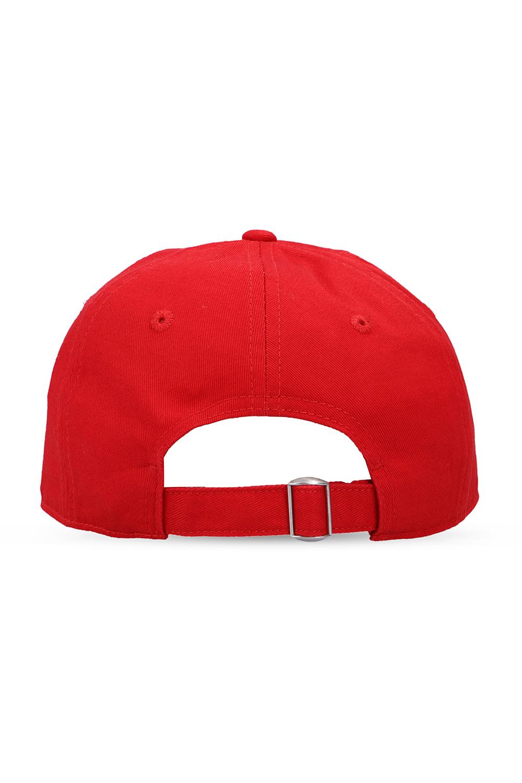 Palm Angels Kids Appliquéd baseball cap