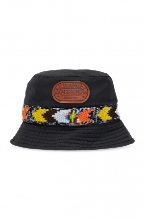 Logo patched hat od Palm Angels