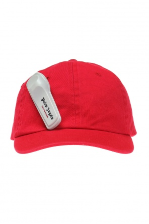 Baseball cap with a logo od Palm Angels
