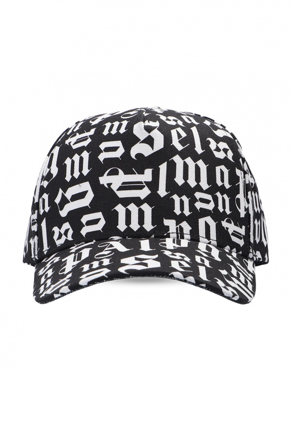 Palm Angels Branded baseball cap