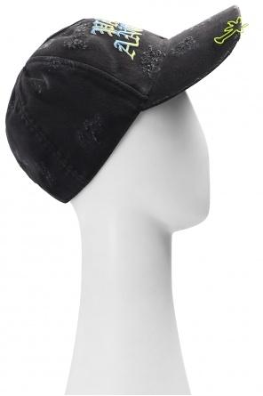 品牌棒球帽 od Palm Angels