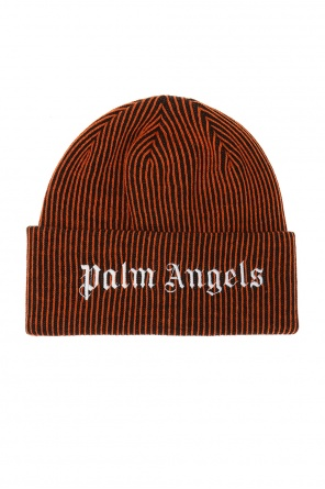 Baseball cap with embroidered logo od Palm Angels