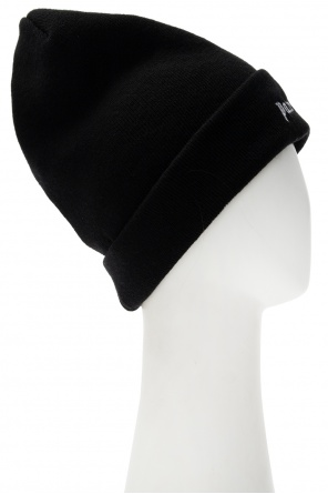 Wool hat with logo od Palm Angels