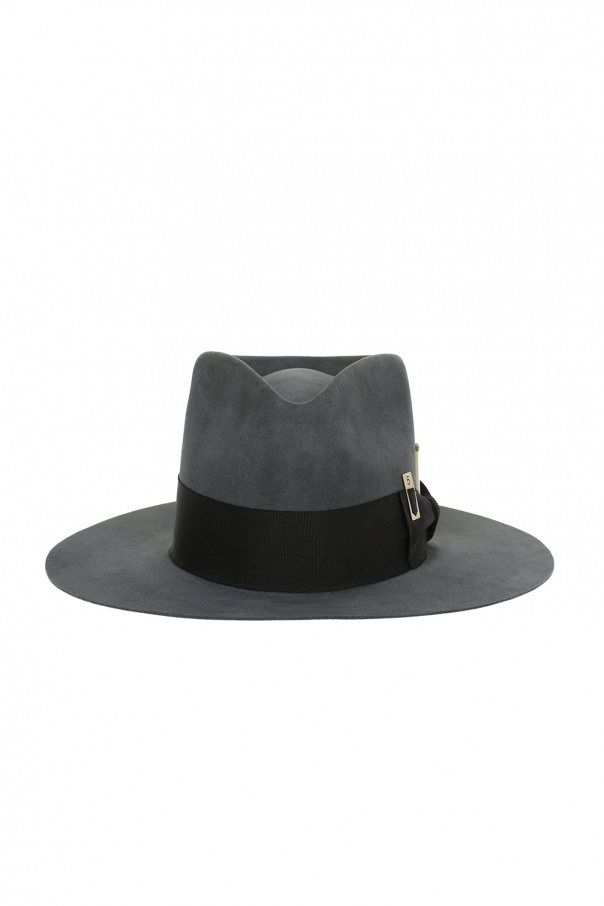 f45e2ffe82eee8 The Rain Nova' felt hat Nick Fouquet - Vitkac shop online