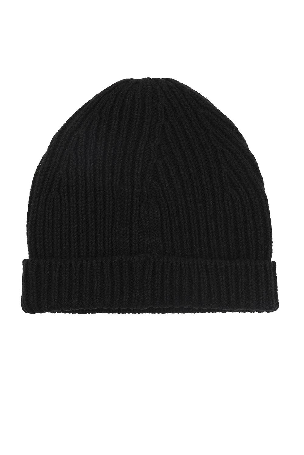 Rick Owens Cashmere hat