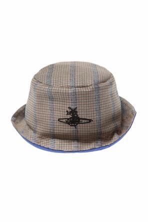 6aa251ddfca5e ... Logo-embroidered hat od Vivienne Westwood