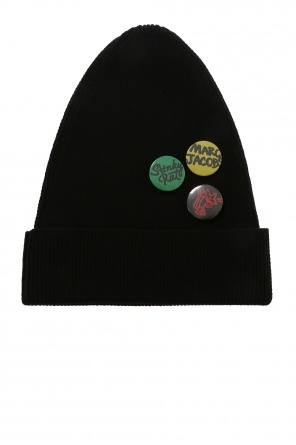 Hat with pins od Marc Jacobs