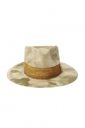 'whiskey springs' felt hat od Nick Fouquet