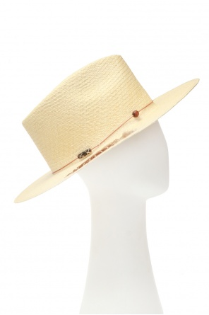 Feather hat od Nick Fouquet