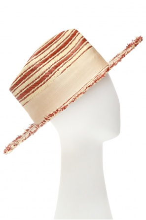 'terracrema' hat with bow od Nick Fouquet