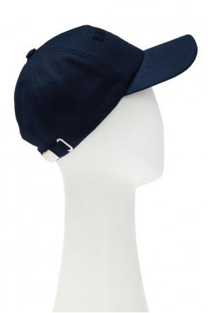 Baseball cap with logo od Balmain