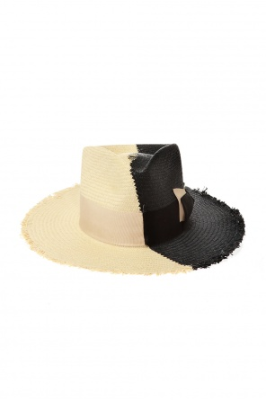 'tree bones' straw hat od Nick Fouquet