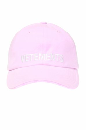Baseball cap with logo od Vetements