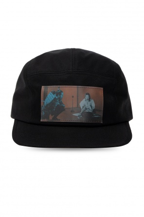 Patched baseball cap od Undercover