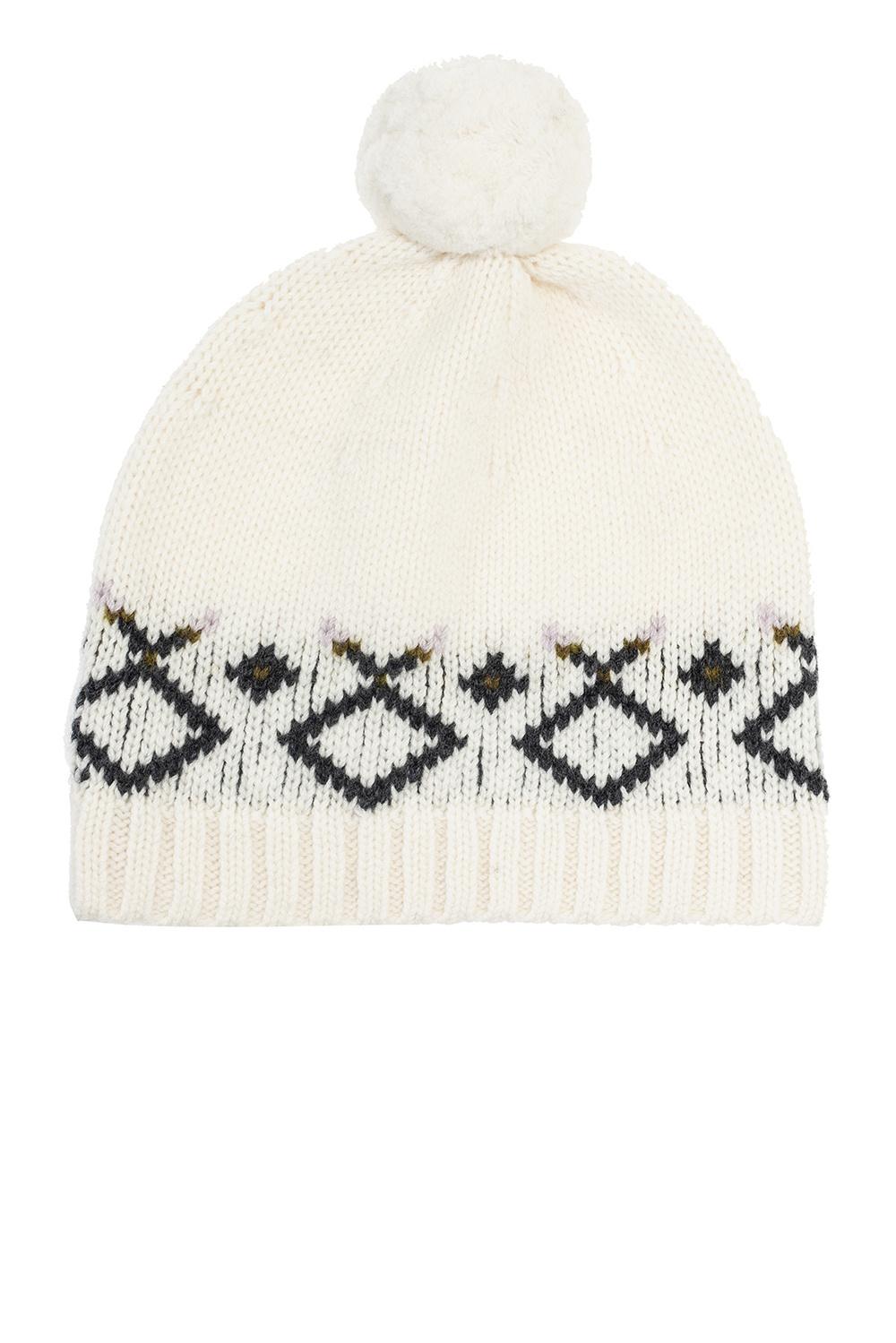 Bonpoint  Wool hat