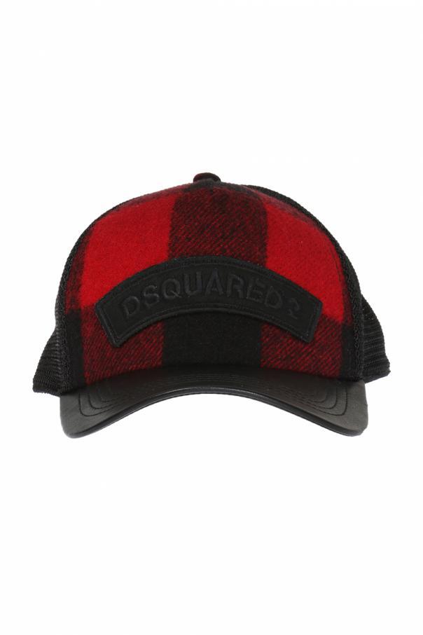 3a6113efb Mesh back baseball cap Dsquared2 - Vitkac shop online