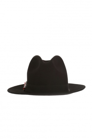 Wide-brimmed hat od Dsquared2