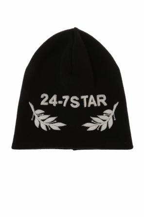 Appliqued hat od Dsquared2