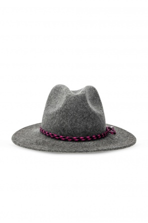 Wool fedora hat od PS Paul Smith