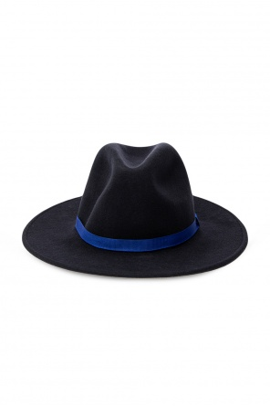 Hat with grosgrain band od Paul Smith