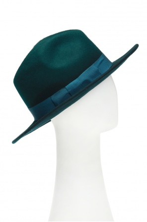 Wool hat with bow od Paul Smith