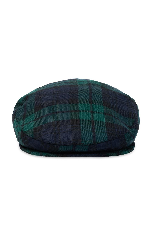 Comme des Garcons Shirt Wool flat cap