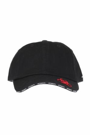 Appliqued baseball cap od Vetements